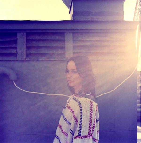 Sophie Zelmani fotografiert von Anton Corbijn