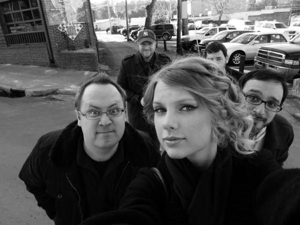 Taylor Swift & Band