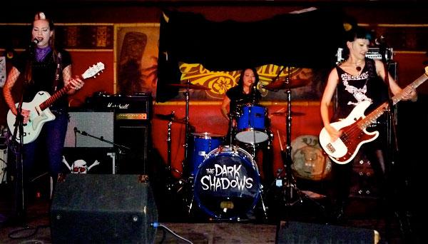 The Dark Shadows live im Zwölfzehn am 24.05.2010 © Thorsten vom Lauschsofa