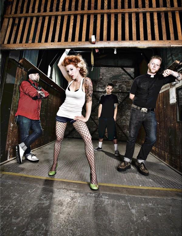 The Creepshow @ Ashlea Wessel (Revolverphotography.com) / unionlabelgroup