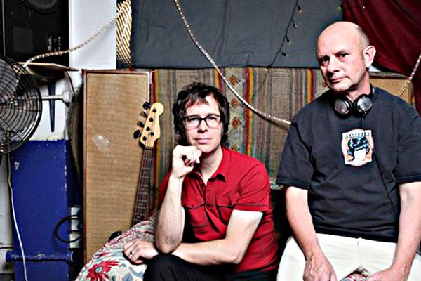 Nick Hornby und Ben Folds